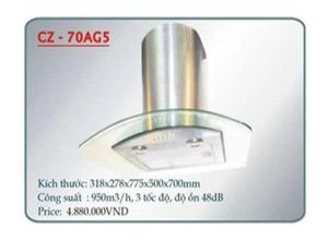 Máy hút mùi CANZY CZ-70AG5