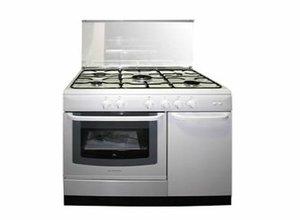 Bếp tủ liền lò Ariston C97G1(X)EX