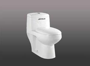 Bệt toilet Appollo AC 012