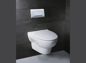 Bệt toilet Caesar CP 1502