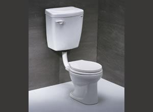 Bệt toilet Caesar CT 1026
