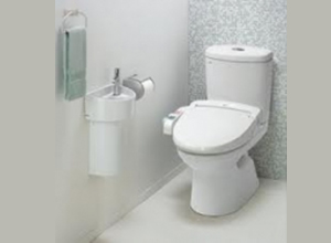 Bệt toilet Inax C 801R CW RS3VN
