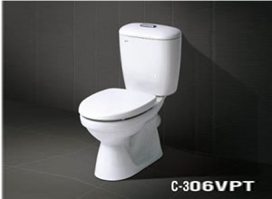Bệt toilet Inax C 306VPT
