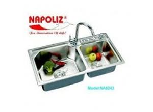Chậu rửa bát Napoliz NA 8243