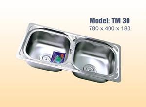Chậu rửa bát Tân mỹ TM-30