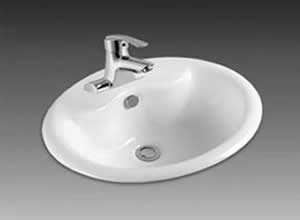Chậu rửa mặt Appollo AM 001