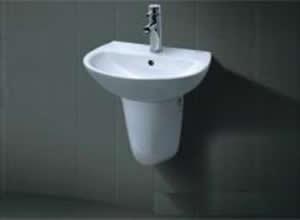 Chậu rửa mặt Inax L285V L288VC