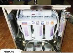 Máy lọc nước GEYSER  5 lõi(inox thường)
