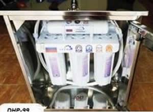 Máy lọc nước GEYSER 5 lõi(inox xịn)