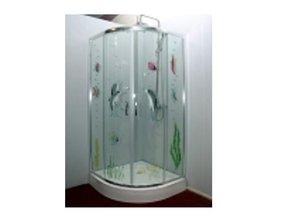 Bồn tắm đứng vách kính Toppro TOP9000VH