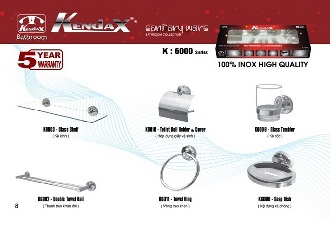 Phụ kiện phòng tắm Kendax K6000