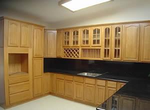 Tủ bếp giá rẻ xoan đàoTây Bắc 2
