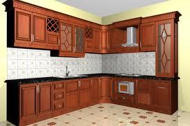 Tủ bếp gỗ Xoan đào Gia Lai 05