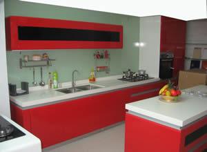Tủ bếp Royal 002